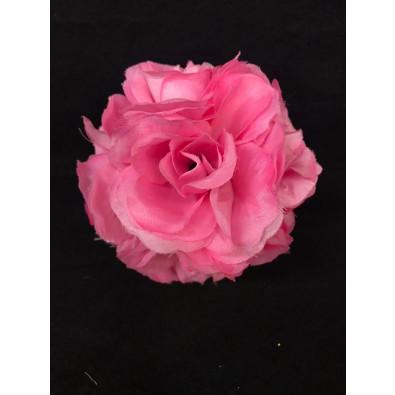 Esfera de flor Rosa Pastel