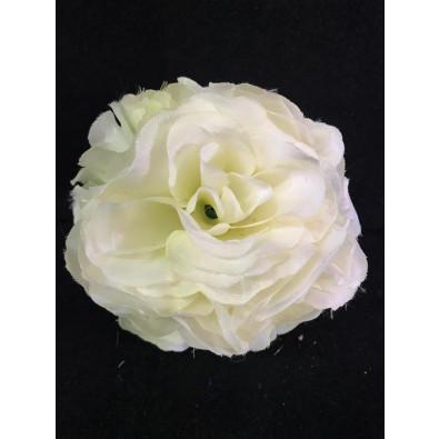 Esfera de Flor Chica Crema