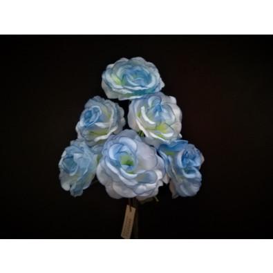 docena de rosas azul