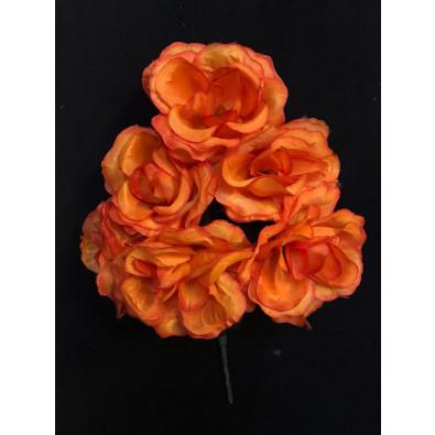 Ramo de rosa  Naranja