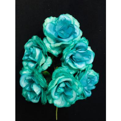 Docena de rosas jade