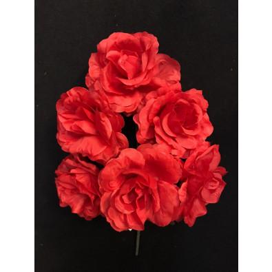 Docena de rosas 49 rojo